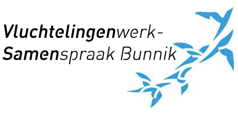 Vluchtelingenwerk-Samenspraak Bunnik Logo